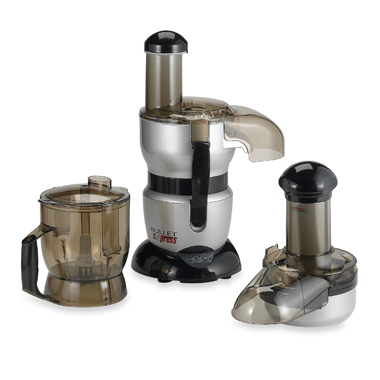 Bullet express trio system reviews and best deal with for Magic bullet motor size